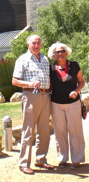 Bernard and Ruth Dudley, Cape Town/Hermanus, South Africa