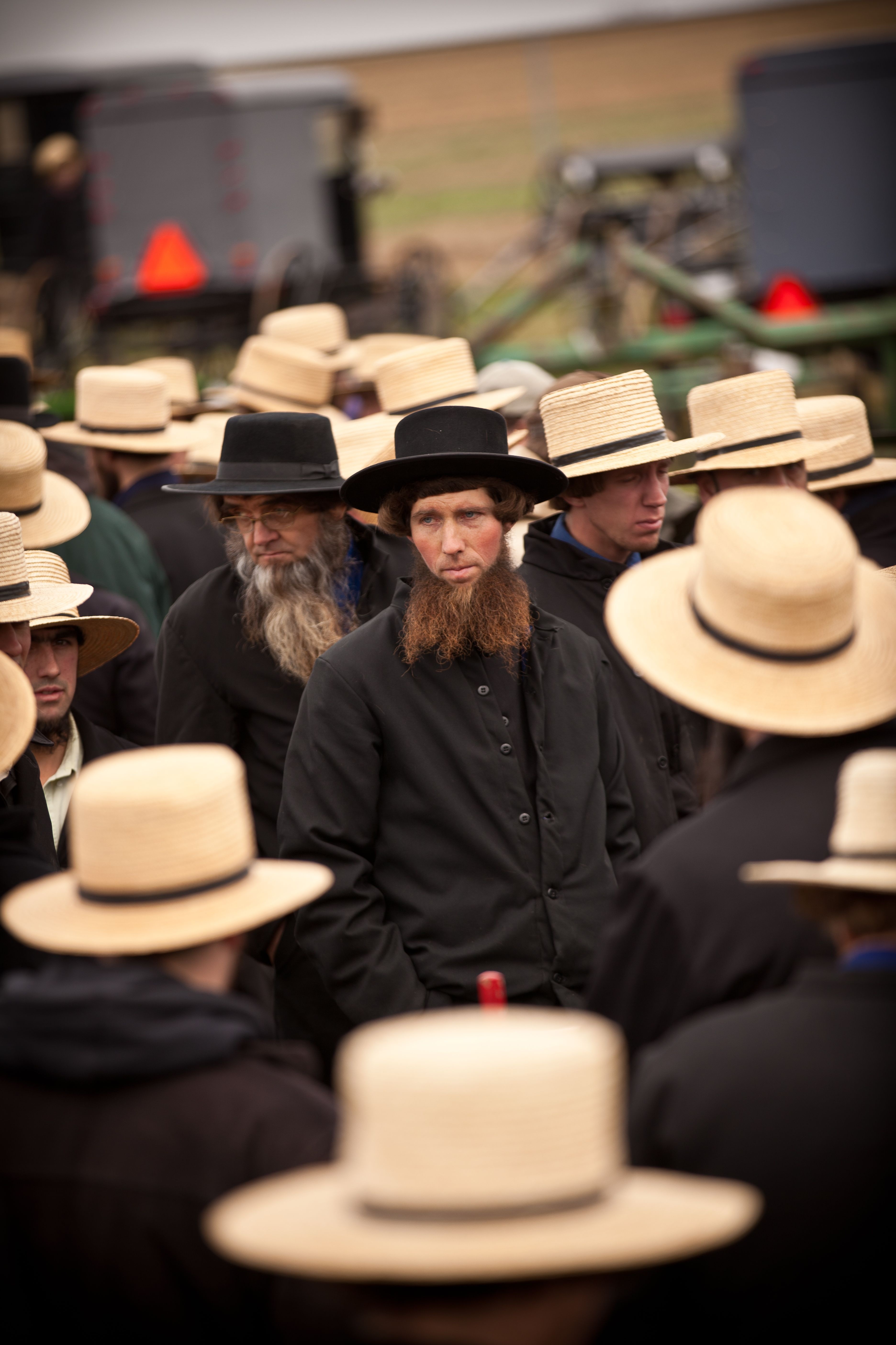 Amish Bishop Describes Beard Cutting Attack Sojourners