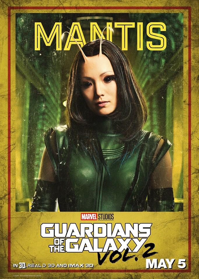 mantis actress