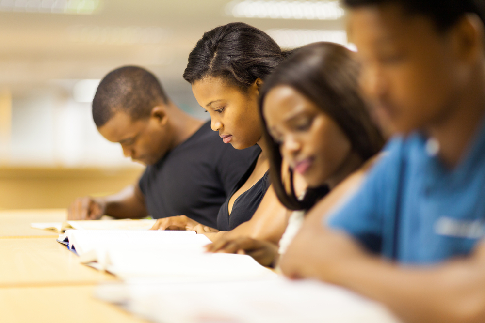 """black males performance in higher education The """"achievement gap"""" in education refers to the disparity in academic performance between groups of students the achievement gap shows up in grades, standardized-test scores, course."""