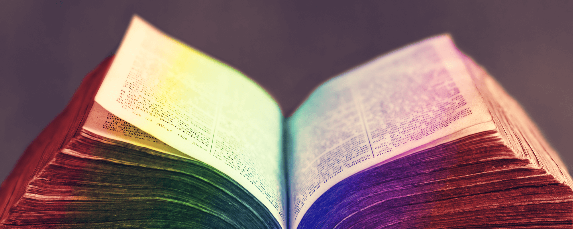 Seven biblical passages homosexuality in christianity