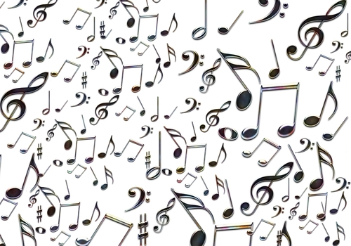 Gallery images and information: Shutterstock Music Notes