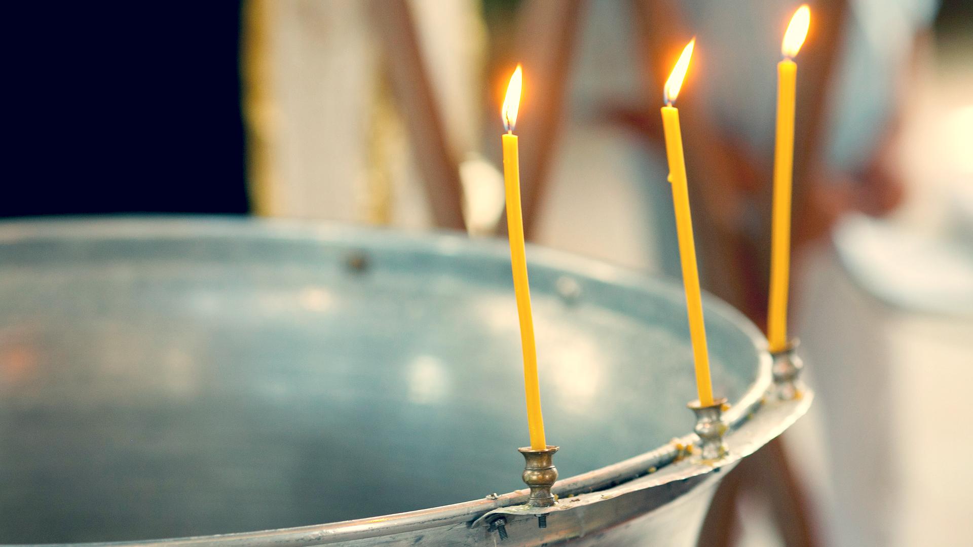 приворотные заговоры на крещение
