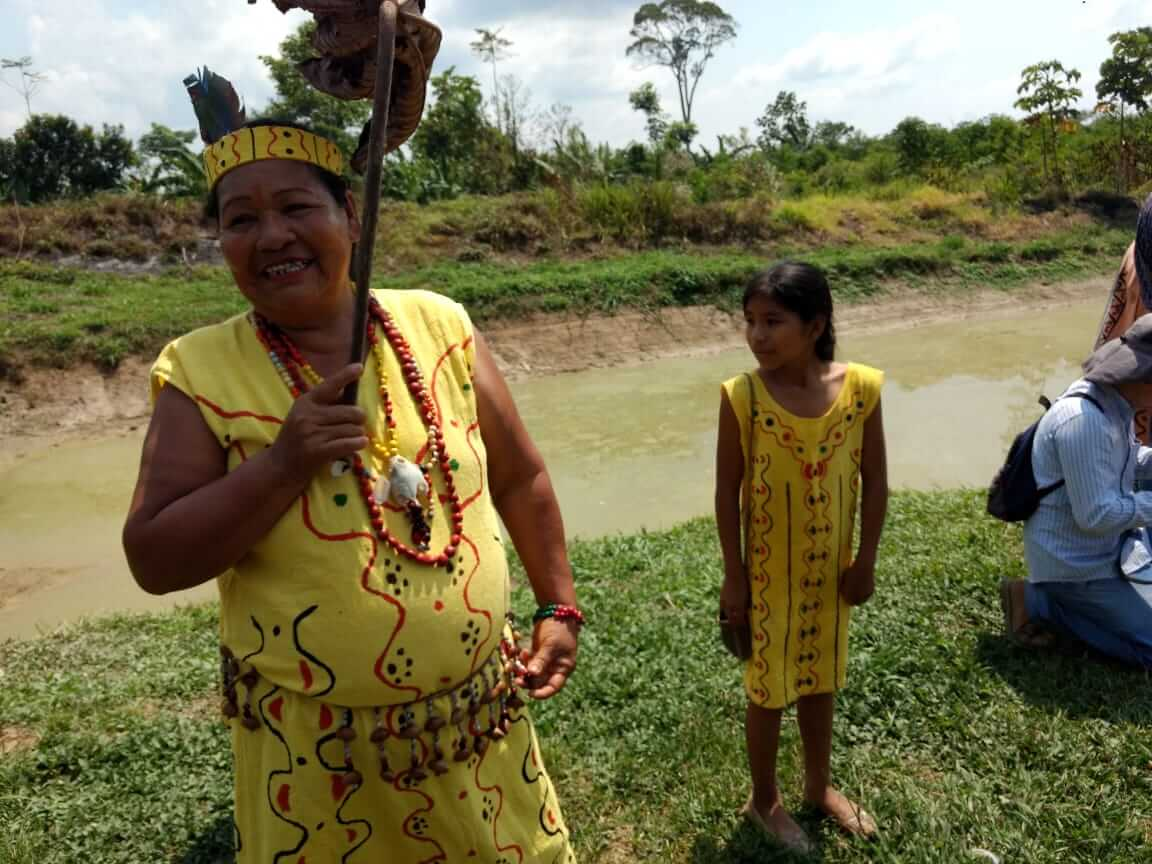 Indigenous Women in the Peruvian Amazon Are Leading the Fight for Rights - Sojourners