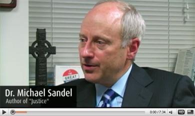 091118-michael-sandel-video