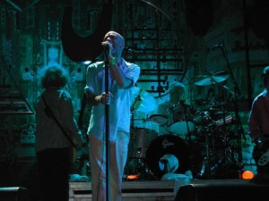 REM in concert in Paldova, July 22, 2003