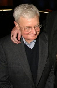 Mr. Ebert in 2004.