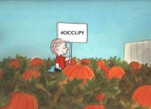 occupy the pumpkin patch