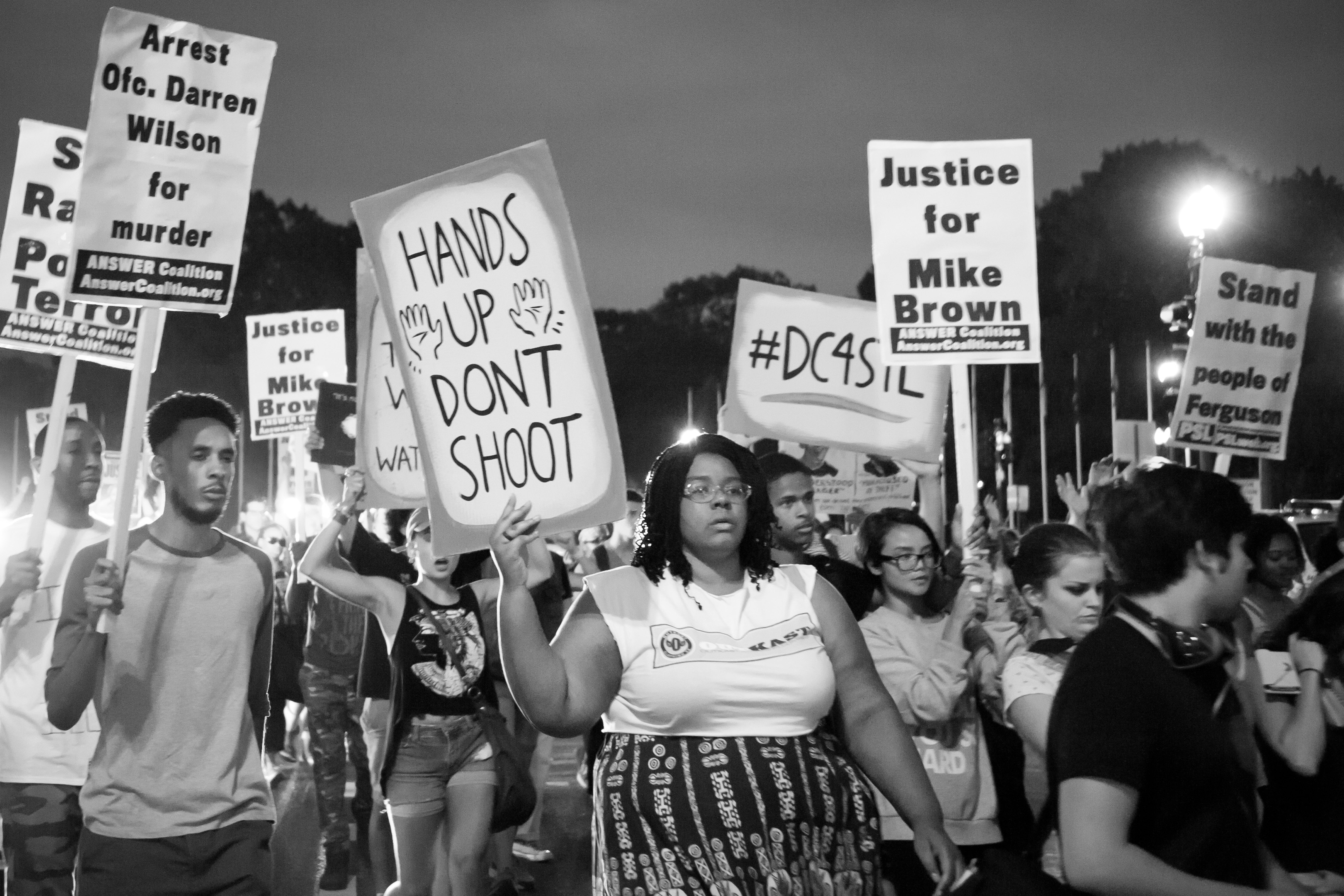 Hands Up! Don't Shoot!' | Sojourners