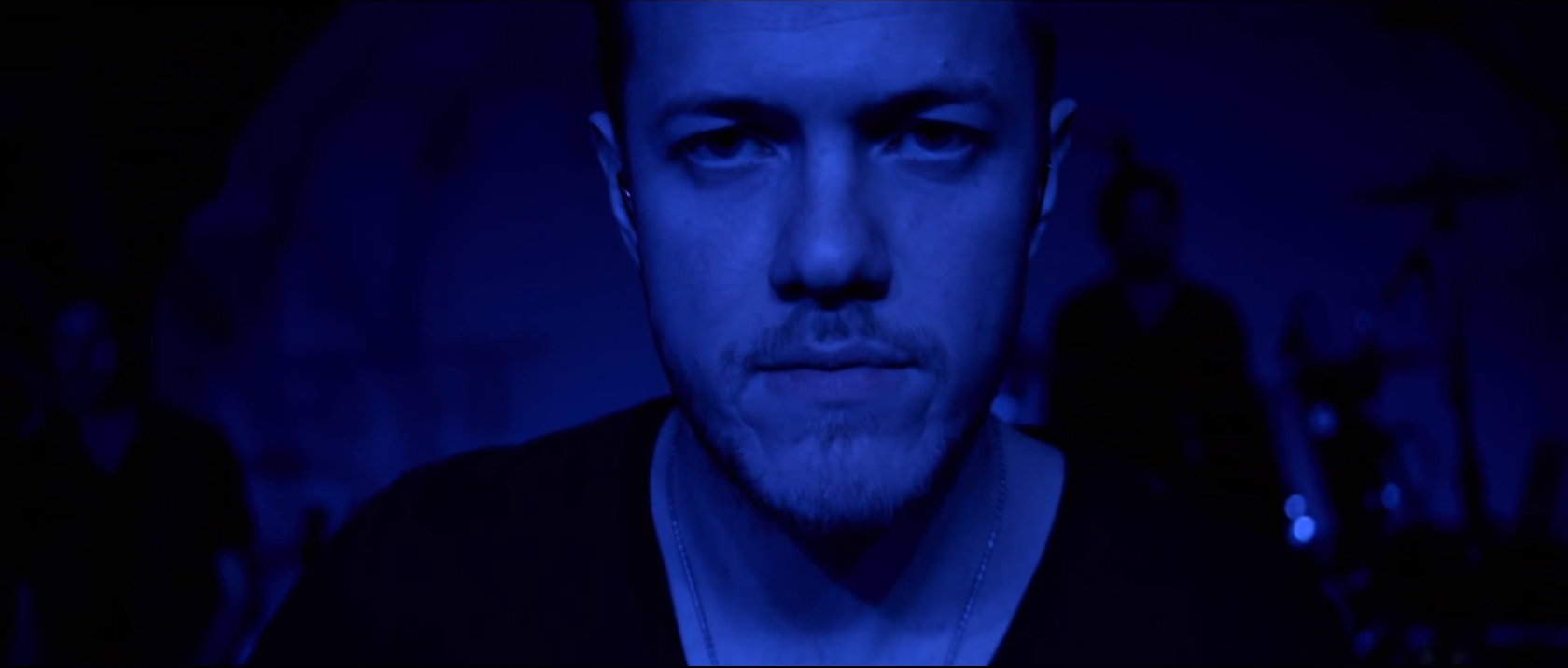 Dan Reynolds  lead singer of Imagine Dragons  deals with his demon in    Imagine Dragons Lead Singer