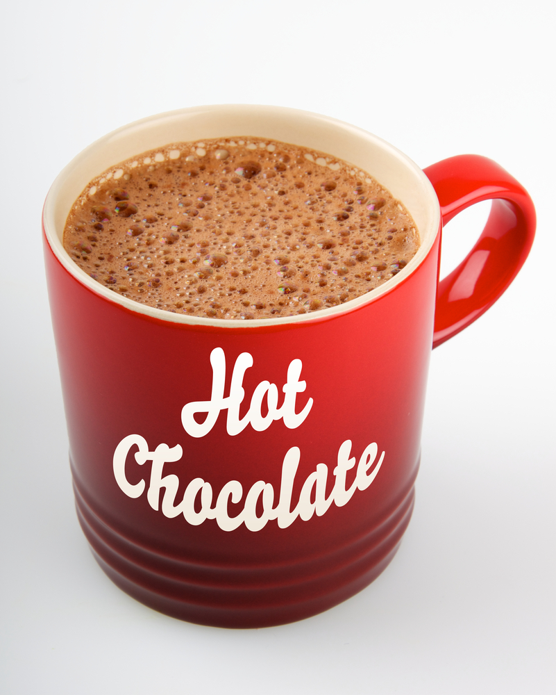 Gift of Hot Chocolate - Joe Kay | God's Politics Blog | Sojourners