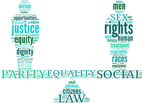 Race Equality Symbol Equality symbol tag cloud,