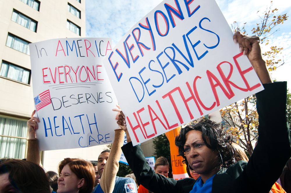 essays about healthcare in america