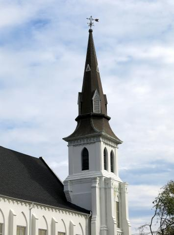 Emanuel AME Church in Charleston, S.C. Photo by Spencer Means / Flickr.com