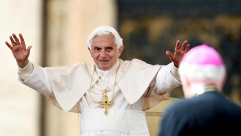 love cardinal ratzinger brief article an article from sojourners