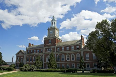 Howard University, Angus Osborn / Getty Images