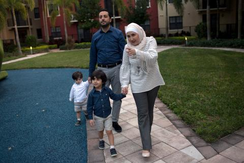 Protection extended for 7000 Syrian refugees living in US