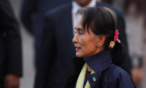 US Holocaust Museum revokes award to Aung San Suu Kyi