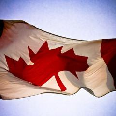 Canadian flag image courtesy Alex Indigo via Flickr (http://flic.kr/p/4eDBug)