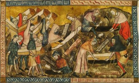 Lessons from Medieval Responses to the Plague