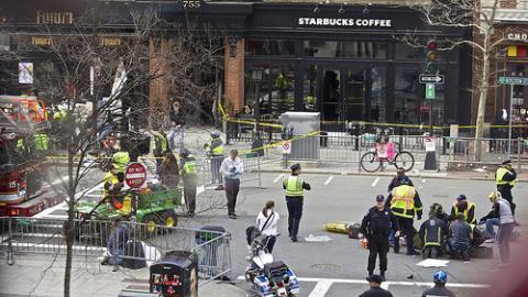 Boston bombing, Rebecca_Hildreth / Flickr.com