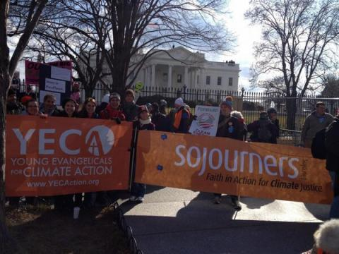 Sojourners photo.