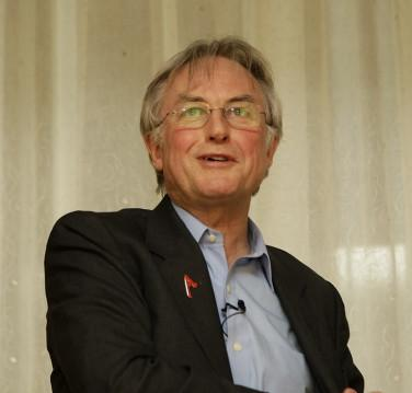 Richard Dawkins. Image courtesy RNS/Wikimedia Commons.
