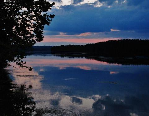 Loch Raven Reservoir, Timonium. Photo by Melissa Otterbein