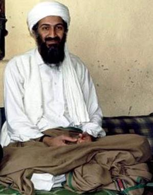 Osama bin Laden in 1997. Image via Wiki Commons http://bit.ly/pJ0ufx