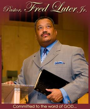 The Rev. Fred Luter via Franklin Ave Church website, http://www.franklinabc.com.
