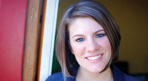 Rachel Held Evans. Image via Rachel Held Evans / RNS