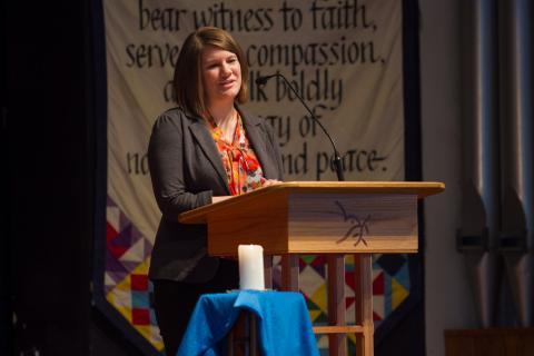 Lindsey Kolb, Eastern Mennonite University