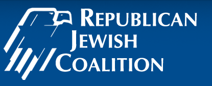 Republican Jewish Coalition, screenshot via website