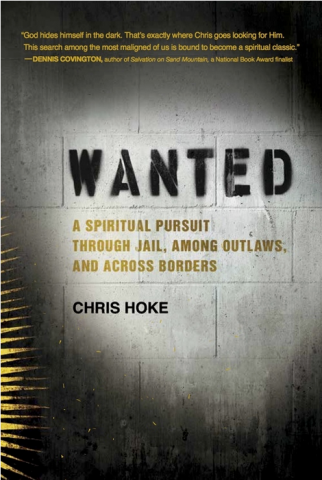 'Wanted' cover art via ChrisHoke.com