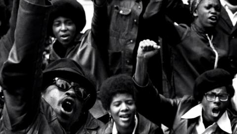 Screenshot via 'The Black Panthers: Vanguard of the Revolution' trailer/YouTube