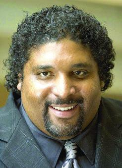 The Rev. Dr. William Barber II. Photo via the author's website.