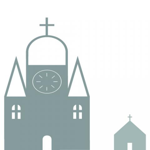 Churches vector,  Baobaby Studio / Shutterstock.com