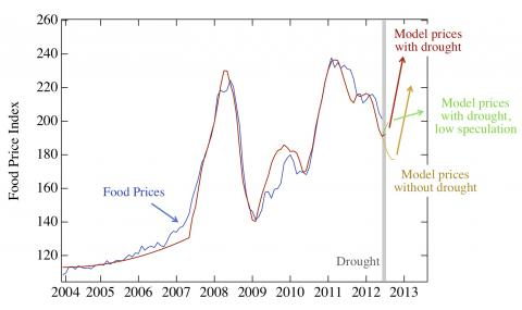 See the chart at http://necsi.edu/research/social/foodprices/updatejuly2012/