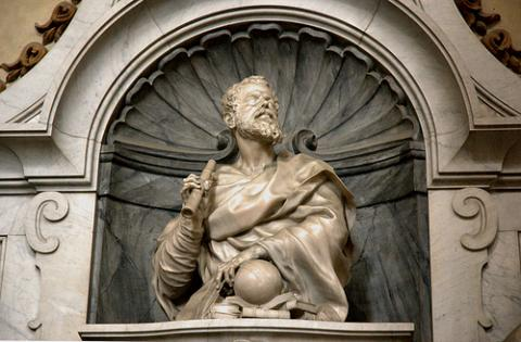 """Galileo Galilei - Church of Santa Croce"" via Wylio http://bit.ly/wpKD02"