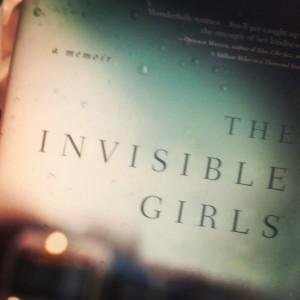 'The Invisible Girls' cover. Photo via Jericho Books