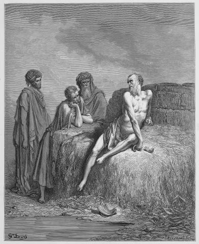 Job - Gustave Doré