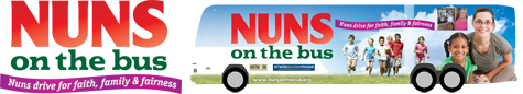 Nuns on the Bus logo, courtesy NETWORK