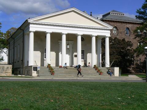 Resultado de imagem para princeton theological seminary campus