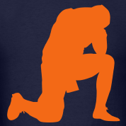 """Tebowing"" shirt via Spreadshirt (http://bit.ly/ylgDCd)"