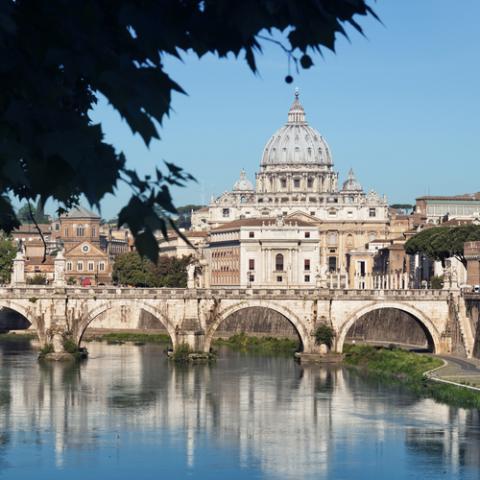 St. Peter's Basilica, r.nagy  / Shutterstock.com