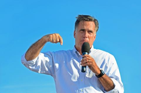 Mitt Romney: 'Dishonesty Is Donald Trump's Hallmark'