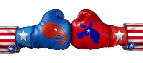 Debate image, Lightspring / Shutterstock.com