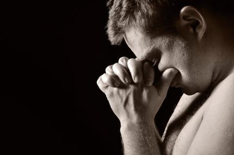 Repentance image, itsmejust / Shutterstock.com