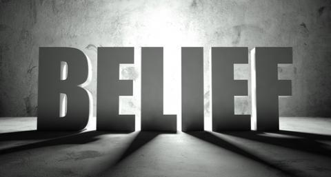 """""""Belief,"""" Leszek Glasner / Shutterstock.com"""