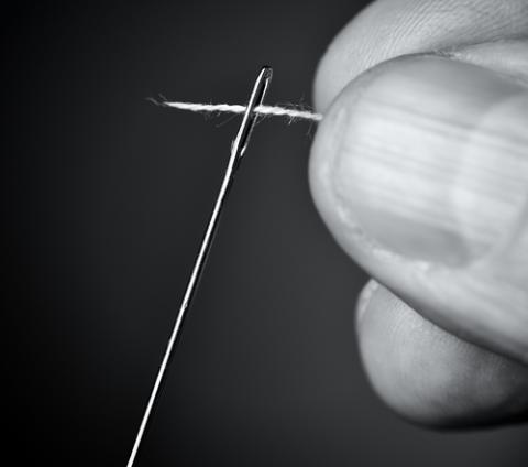 Single thread, itsmejust / Shutterstock.com